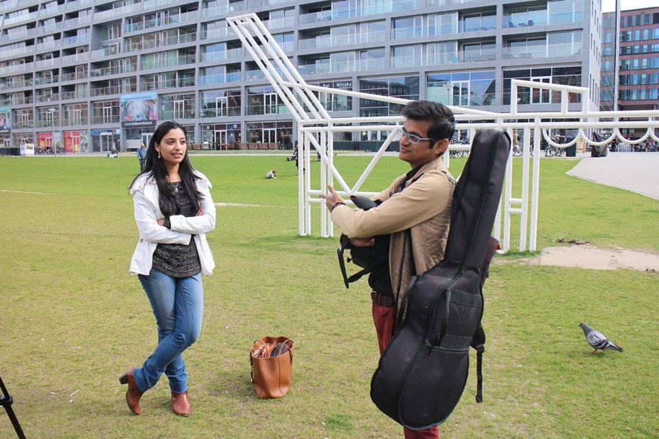 Kartik Interviewed bij Open Rotterdam
