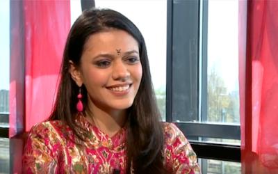 Nirali Kartik Interview on Vrije Geluiden