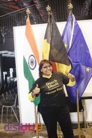 Modi in Brussels 09