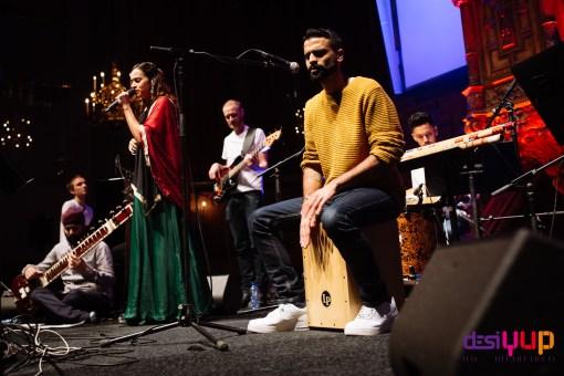 Shammi Pithia & Vasuda Sharma Double Bill Concert
