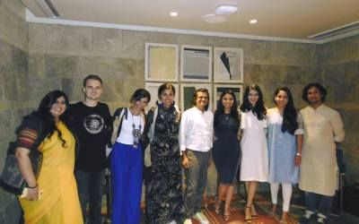 DesiYUP's Artist Meet in Mumbai was a successful affair | Trade Mission Netherlands-India