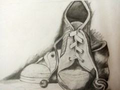pencil shading by Kartik