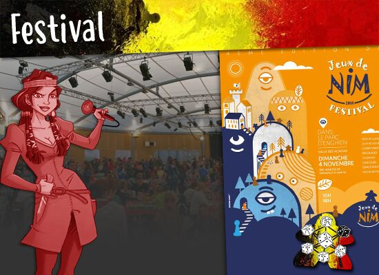 Festival Jeux de Nim – 5ème édition