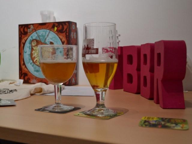 TBBR avec une bonne bière