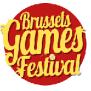 Logo Brussels game festival