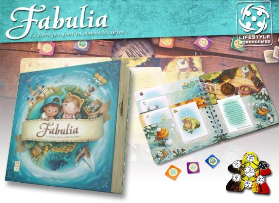 Fabulia – le livre-jeu dont tu choisis les héros !