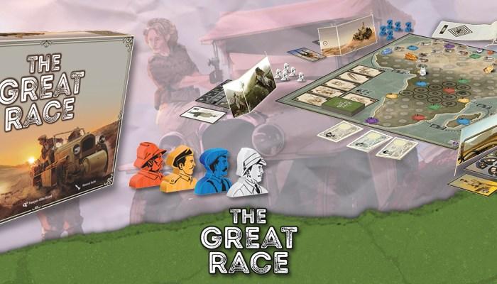 The Great Race, une course entre Gentlemen ou presque …