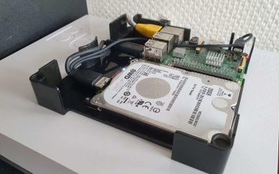 Installer Raspbian Buster et Owncloud 10 sur Raspberry Pi avec PiDrive