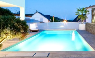 Gartenpool – Pool im Garten – Desjoyaux Pools