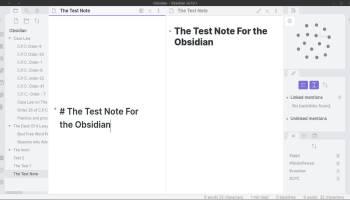 Obsidian For Attorneys