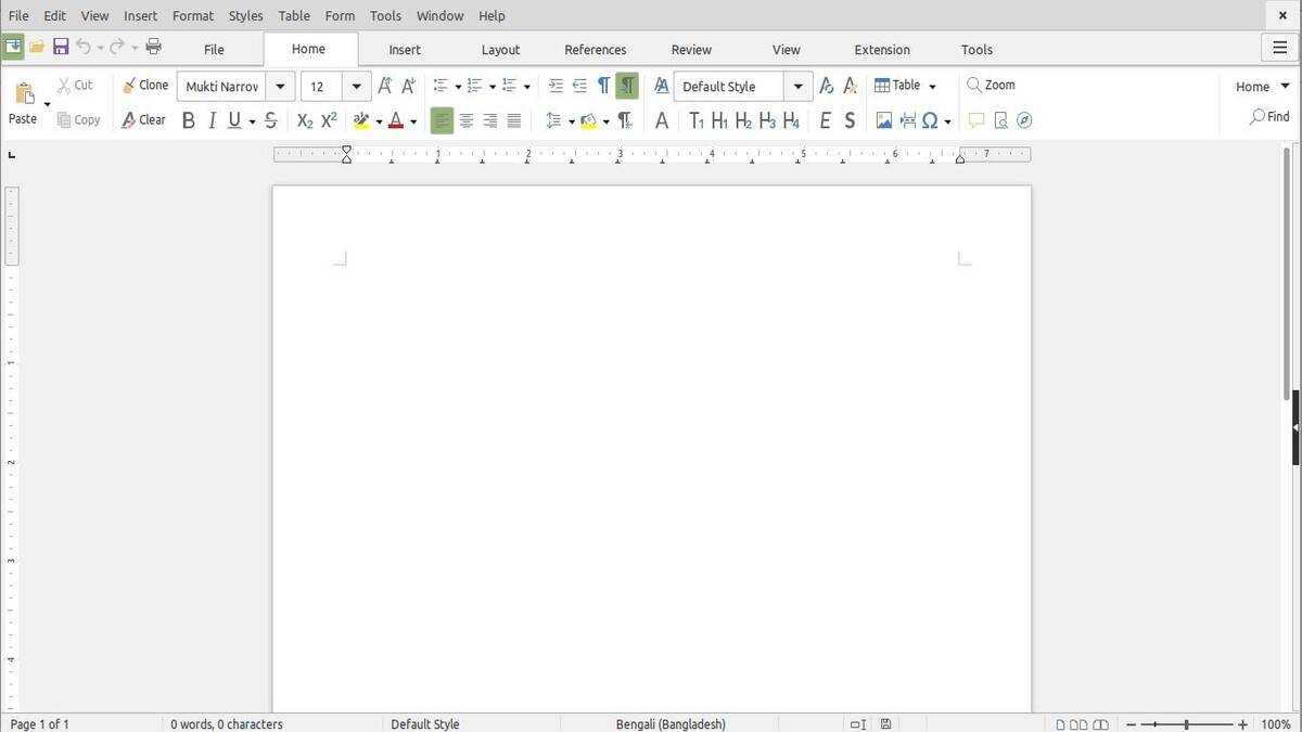 Free Word Processor