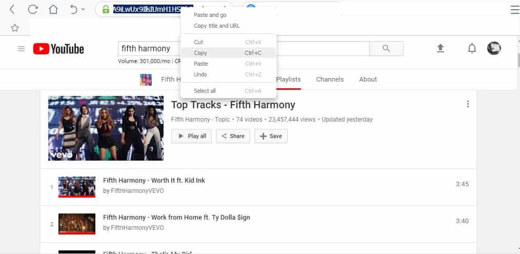 Youtube playlist download online free