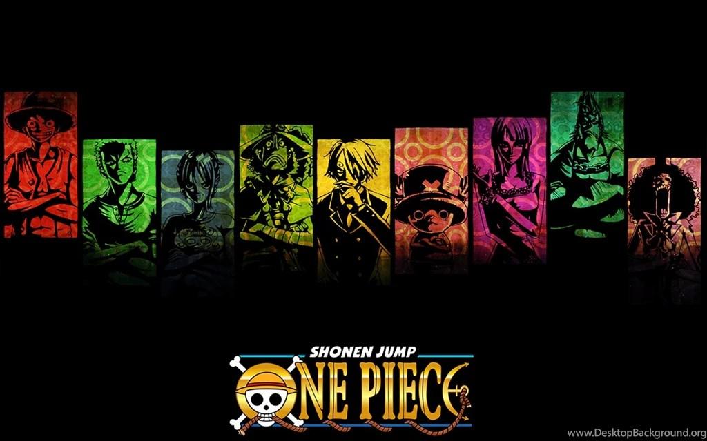 One Piece Crew Wallpapers Wallpapers Cave Desktop Background