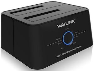 Wavlink WL-ST334U dual HDD docking station