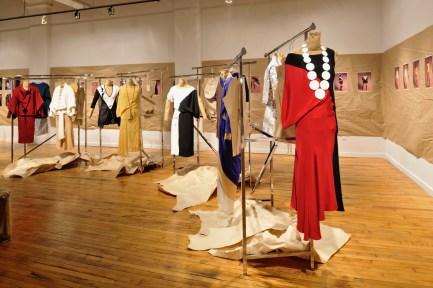 Todd Thomas exhibit at Des Lee Gallery