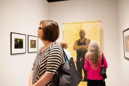 Stan Strembicki & Alumni Art Show Opening Reception, Des Lee Gallery, St. Louis, MO