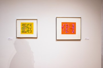 Paper Cuts by Robert C. Smith, Retrospective Exhibit Opening, Des Lee Gallery, St. Louis, MO
