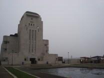 Radio Kootwijk buiten
