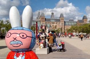 Nijntjes en het Rijksmuseum