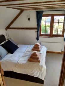 Cottage slaapkamer