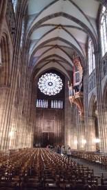 Deze kerk (de toren iig) was lange tijd de hoogste van Europa