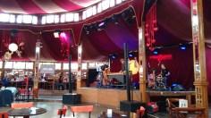 Muziek in de tent