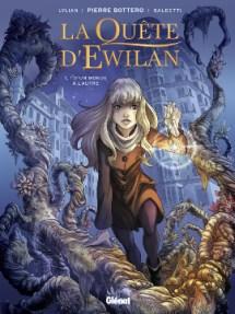 La Quête d'Ewilan T1 BD
