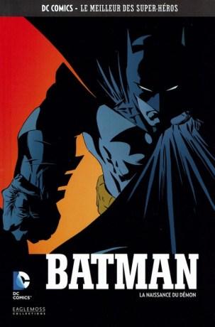 Batman Naissance démon Eaglemoss