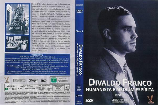 Poster do filme Divaldo Franco - Humanista e Médium Espírita