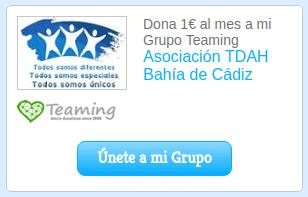 TDAH BAhía de Cádiz