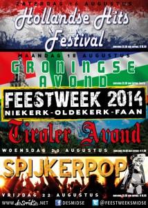 Feestweek 2014