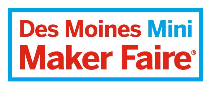 Des Moines Mini Maker Faire logo