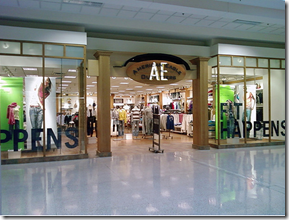 American Eagle Outfitters, Des Moines, IA