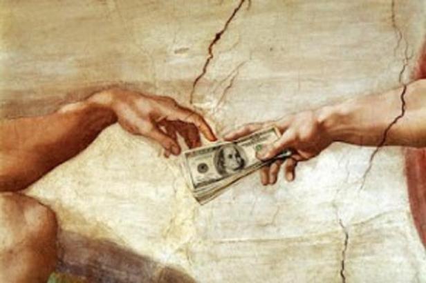 ¿Cómo se crea el DINERO? Banco Central y Estafa Ponzi