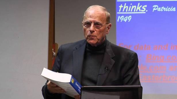 Don Easterbrook ante Senado EEUU Calentamiento Global