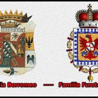 Nobleza Negra: Familias Borromeo y Furstenberg - Jorge Guerra