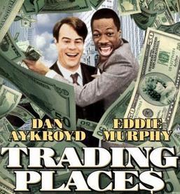 """""""Trading Places"""" 1983 (Entre pillos anda el juego) - (Película en Esp.)"""