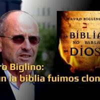 Experto traductor bíblico afirma que la Biblia no habla de Dios sino de clonación - (Video de Jorge Guerra)