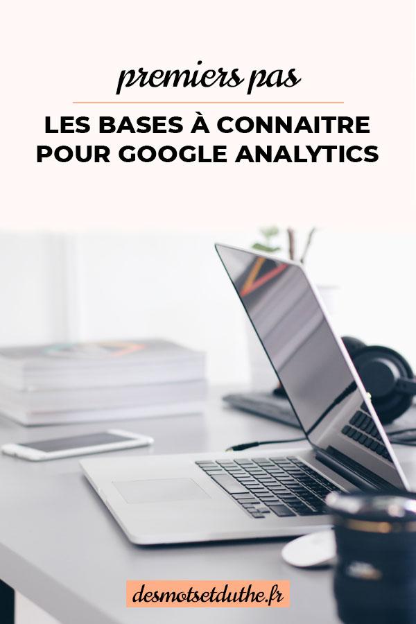 Utiliser Google Analytics pour un blog : les bases à connaitre