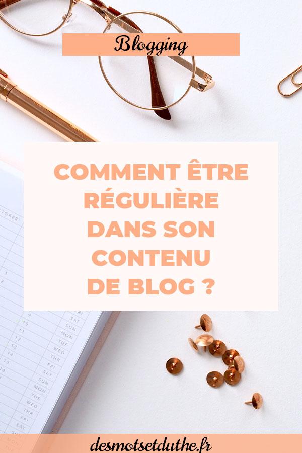 Comment publier régulièrement des articles et prendre de l'avance dans son contenu de blog ?