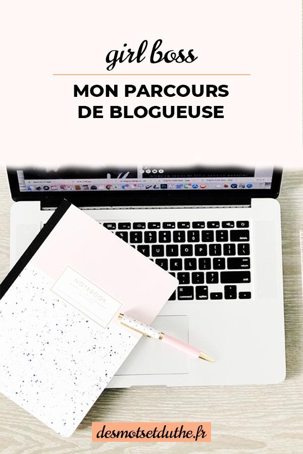 Comment je suis devenue blogueuse