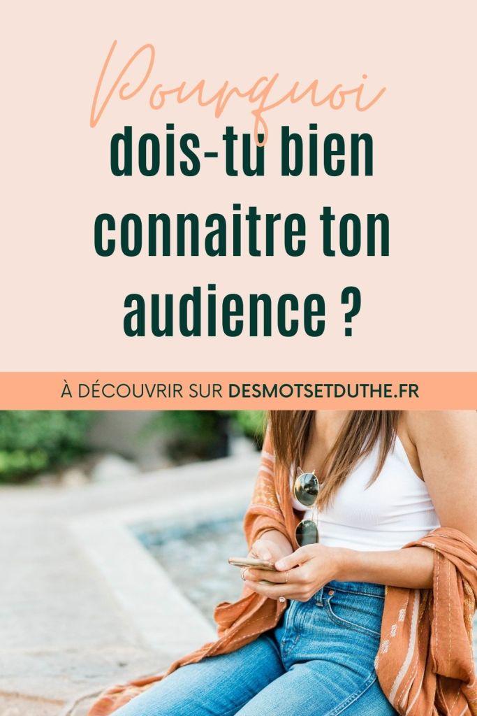 Pourquoi apprendre à connaitre l'audience de son blog ?
