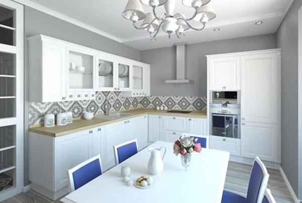Кухня 12 кв м: дизайн, фото новинки 2019 года