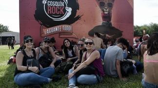 El Cosquín Rock dejó al descubierto la falta de espacio para las mujeres - Télam 2