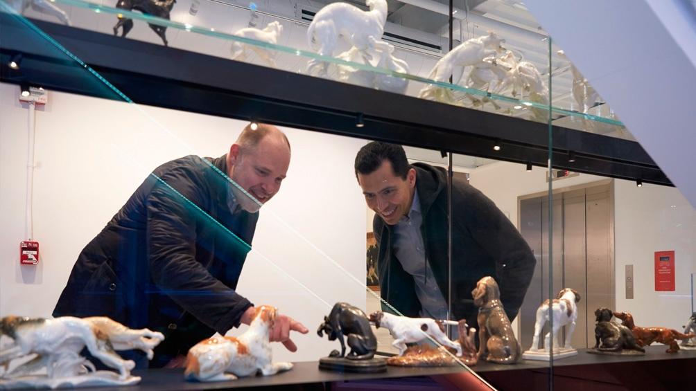 Reinauguran en Nueva York el primer museo dedicado al perro