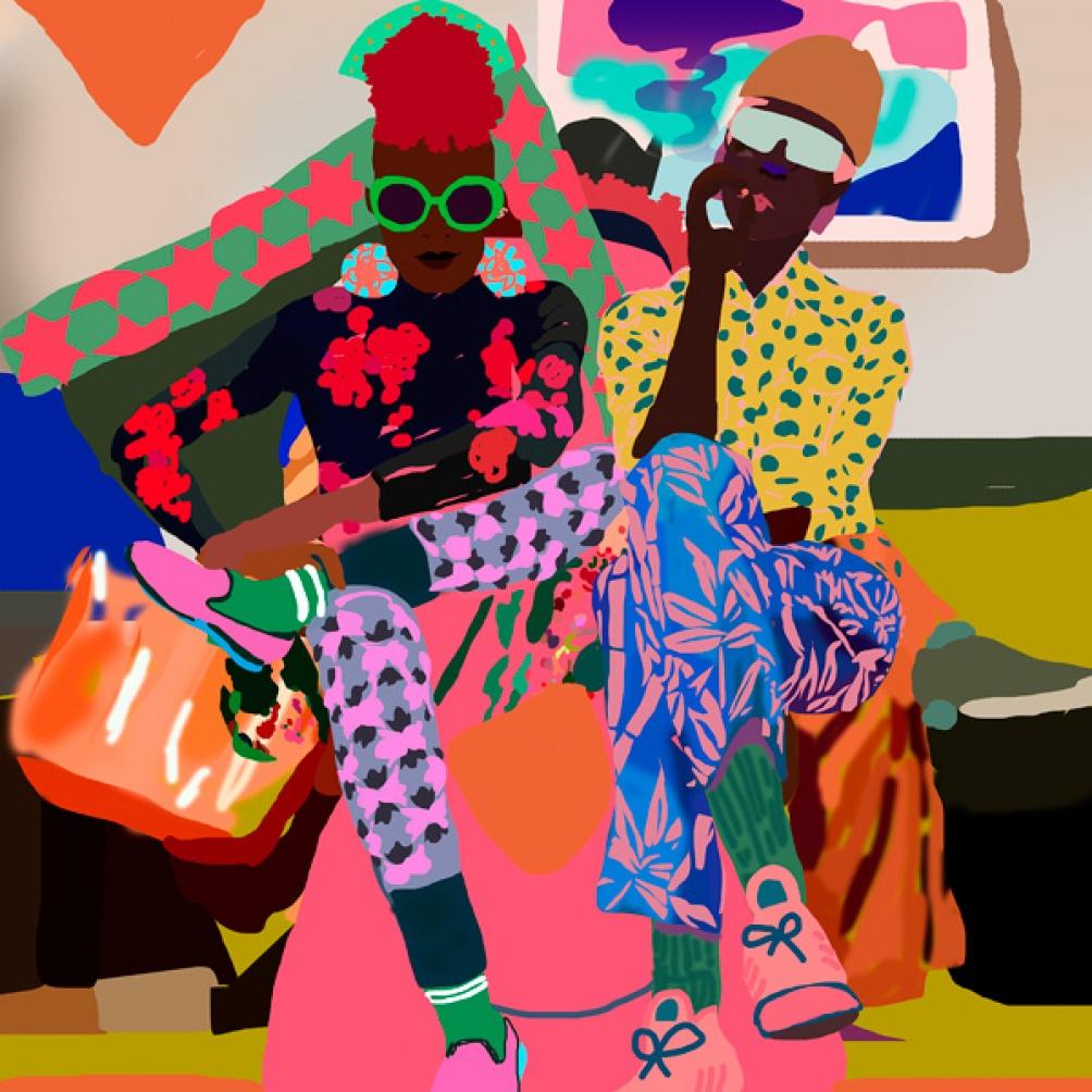 1555008043 288 Menos obras conceptuales y más materia en el sector joven de arteBA Télam - Menos obras conceptuales y más materia en el sector joven de arteBA - Télam