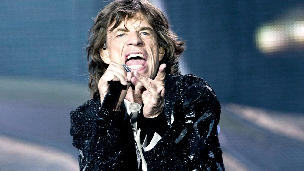 Mick Jagger fue operado con éxito del corazón y se recupera - Télam 2