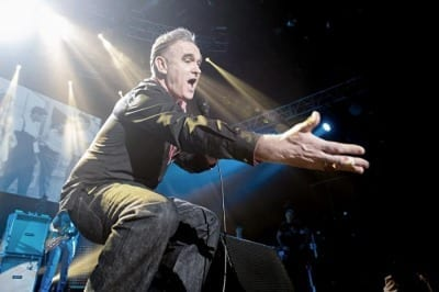 "5760194d960dd 400x266 - Morrissey lanzó ""California Son"", un disco con versiones y covers - Télam"