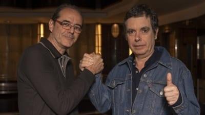 """5cddca59c0266 400x225 - Fandermole y Cabrera se unen por primera vez como """"dos buenos obreros de la canción"""" - Télam"""