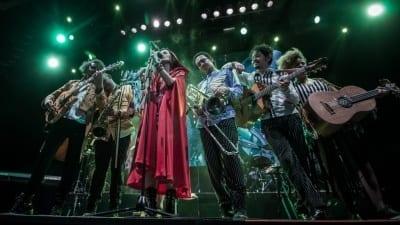 5cdf10380f64a 400x225 - Francisca Valenzuela, Hana y Mounsieur Periné animan el Festival Nuestro - Télam